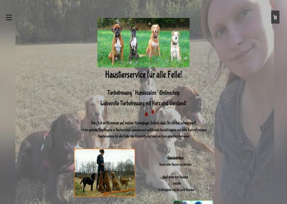Haustierservice für alle Felle