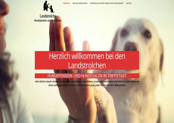Hundepension und Hundesalon Landstrolche