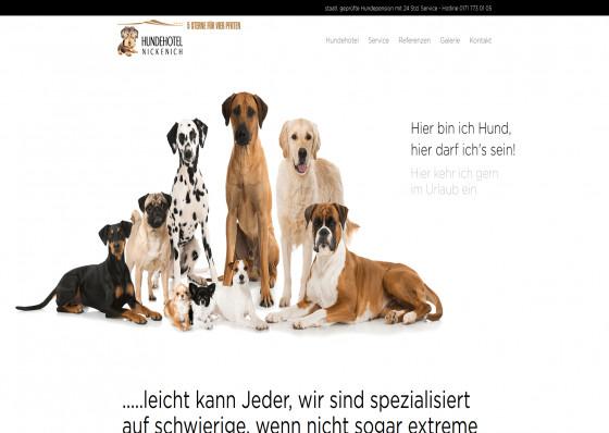 Hundehotel-Nickenich