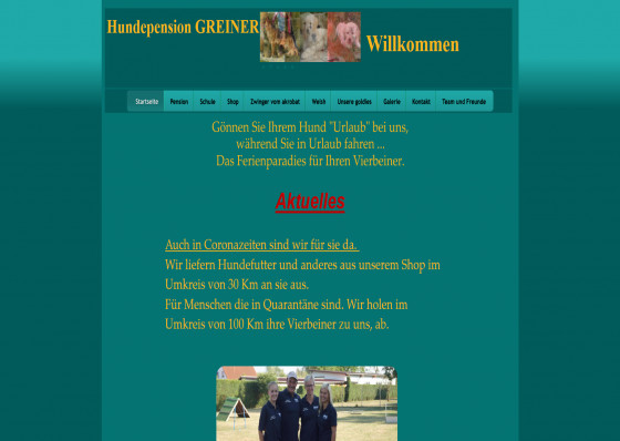 Hundepension Greiner