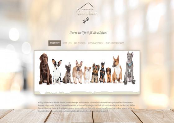 Hundepension Wunderhund