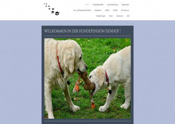 Hundepension Isenhof