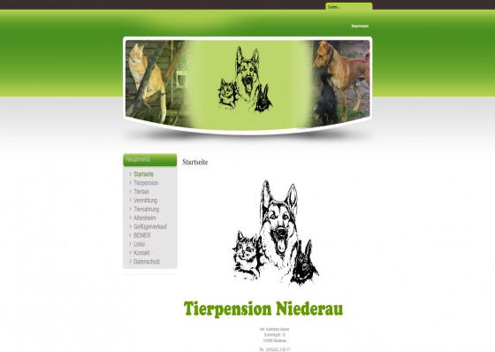 Tierpension Niederau