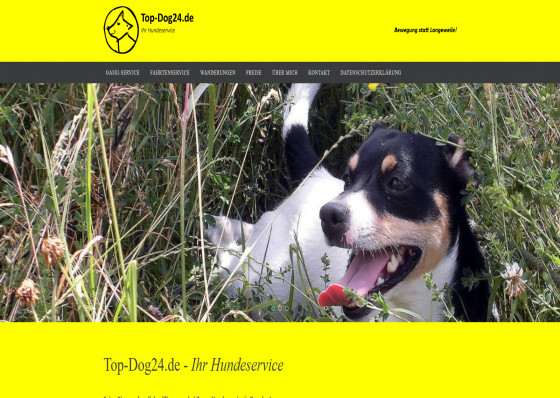 Top-Dog24.de - Ihr Hundeservice in Rossau