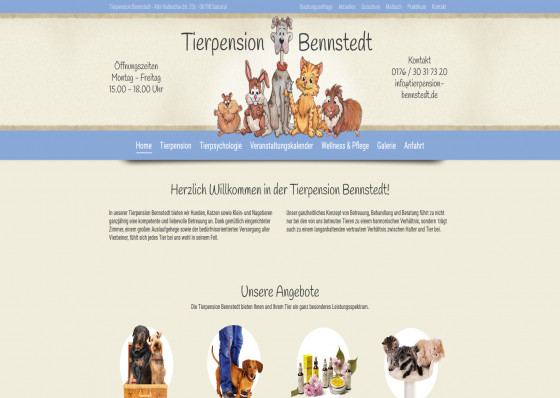 Tierpension Bennstedt