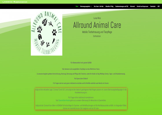 Allround Animal Care