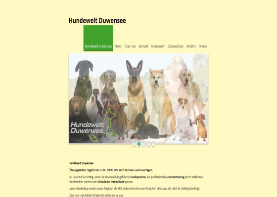 Hundeschule Duwensee