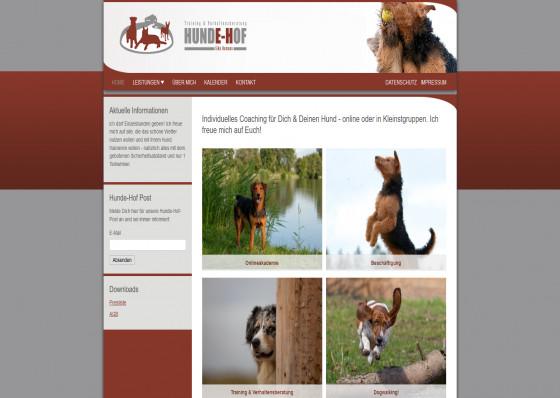Hunde-Hof