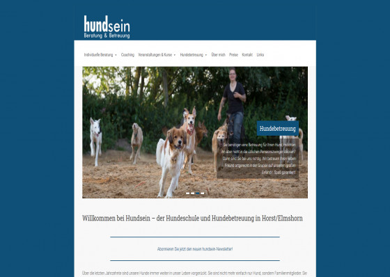 Hundepension Hundsein