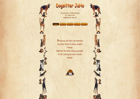 Dogsitter JaHo