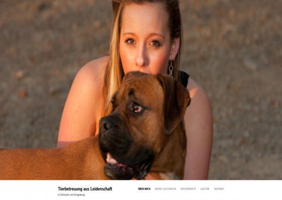 Tierbetreuung aus Leidenschaft