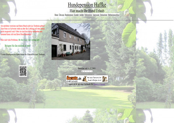 Hundepension Haffke