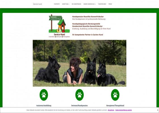 Service Hund