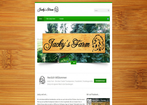 Jackys Farm Hundepension