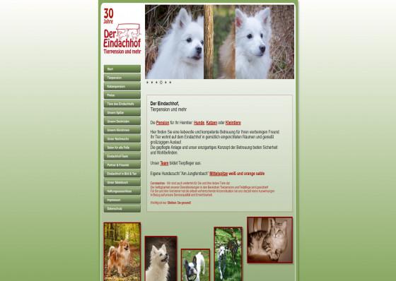 Der Eindachhof, Tierpension und mehr