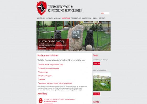 Deutscher Wach- und Schutzhund Service GmbH in Ahrensfelde