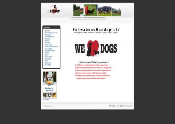 Hundezentrum Löser in Fronreute