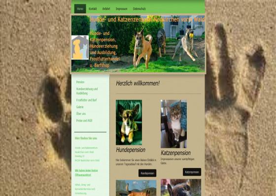 Hunde- und Katzenzentrum Neukirchen